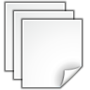 Places-document-multiple-icon